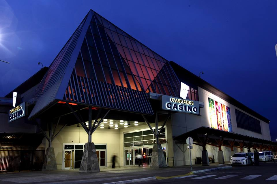 Cascades Casino experience langley