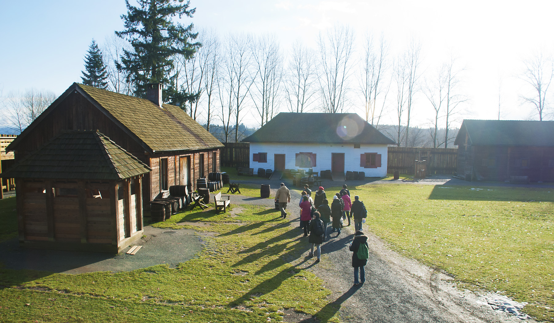 fort langley historic site experience langley
