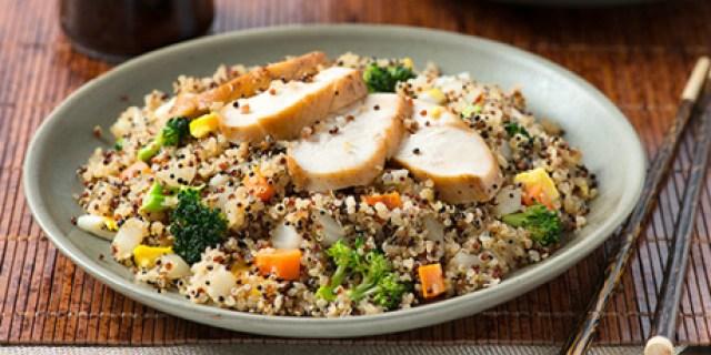 chicken quinoa experience langley