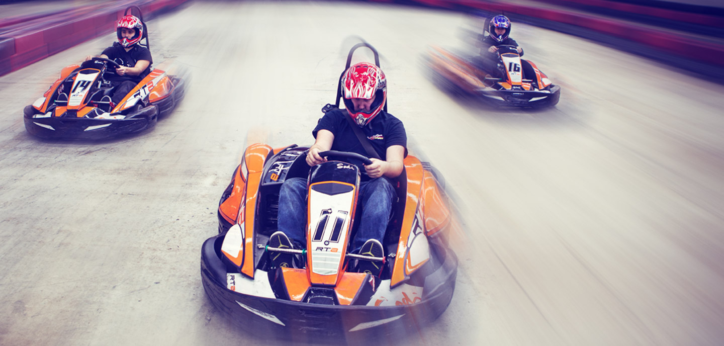 experience langley fast track go karting
