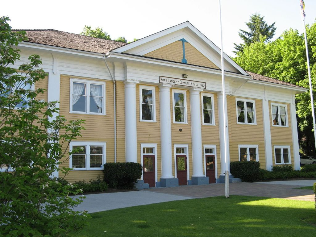 fort langley upcoming events