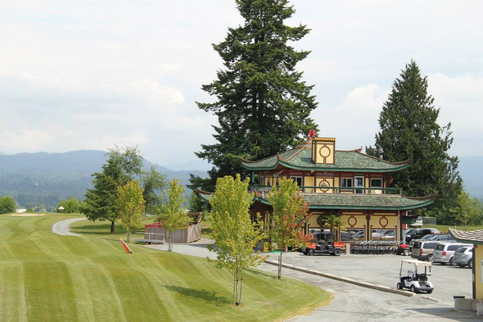 Pagoda Ridge one of the best golf courses in the Fraser Valley