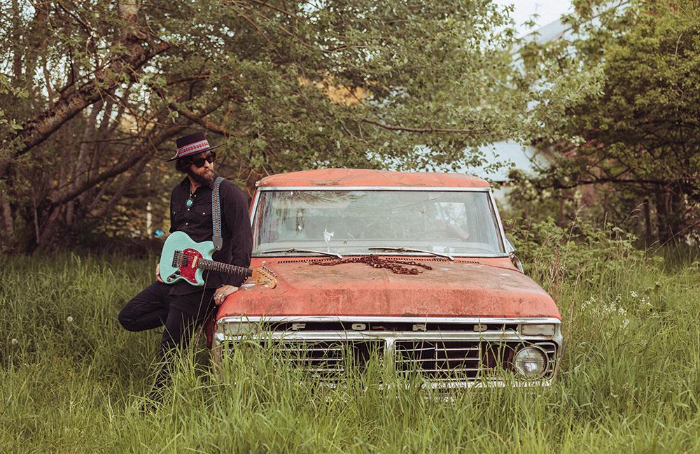 Langley singer-songwriter