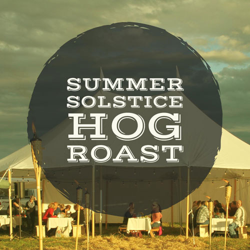summer solstice hog roast langley