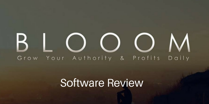 Bloom Software Review