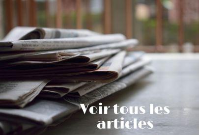 articles anglais