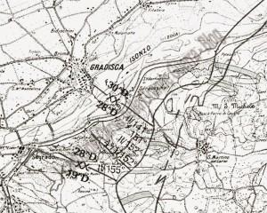 Vittorio Langosco-mappa