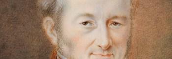 1825 – Teofilo Langosco guardasigilli del re Carlo Felice di Savoia