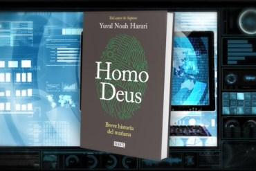 Booktrailer de HOMO DEUS de Yuval Noah Harari