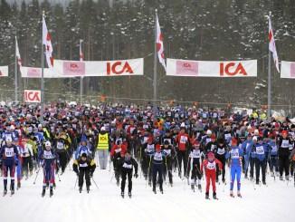 Vasaloppets Vinter-vecka består af en lang række forskellige løb