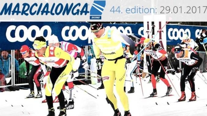 Marcialongas 44. version har præcis 44 danske langrendsløbere til start