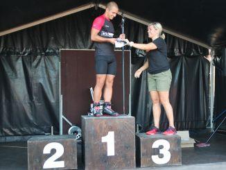 Rulleski løberen Mads Berthelsen vandt ved Outdoor Sydfyn