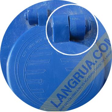 Hộp bảo vệ đồng hồ nước nhựa HTR 02 loại 1 nắp