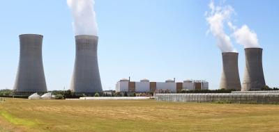 Försörjningsföretag - kärnkraft