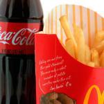 Coca Cola och McDonalds - två giganter som sannolikt har sin storhetstid bekom sig