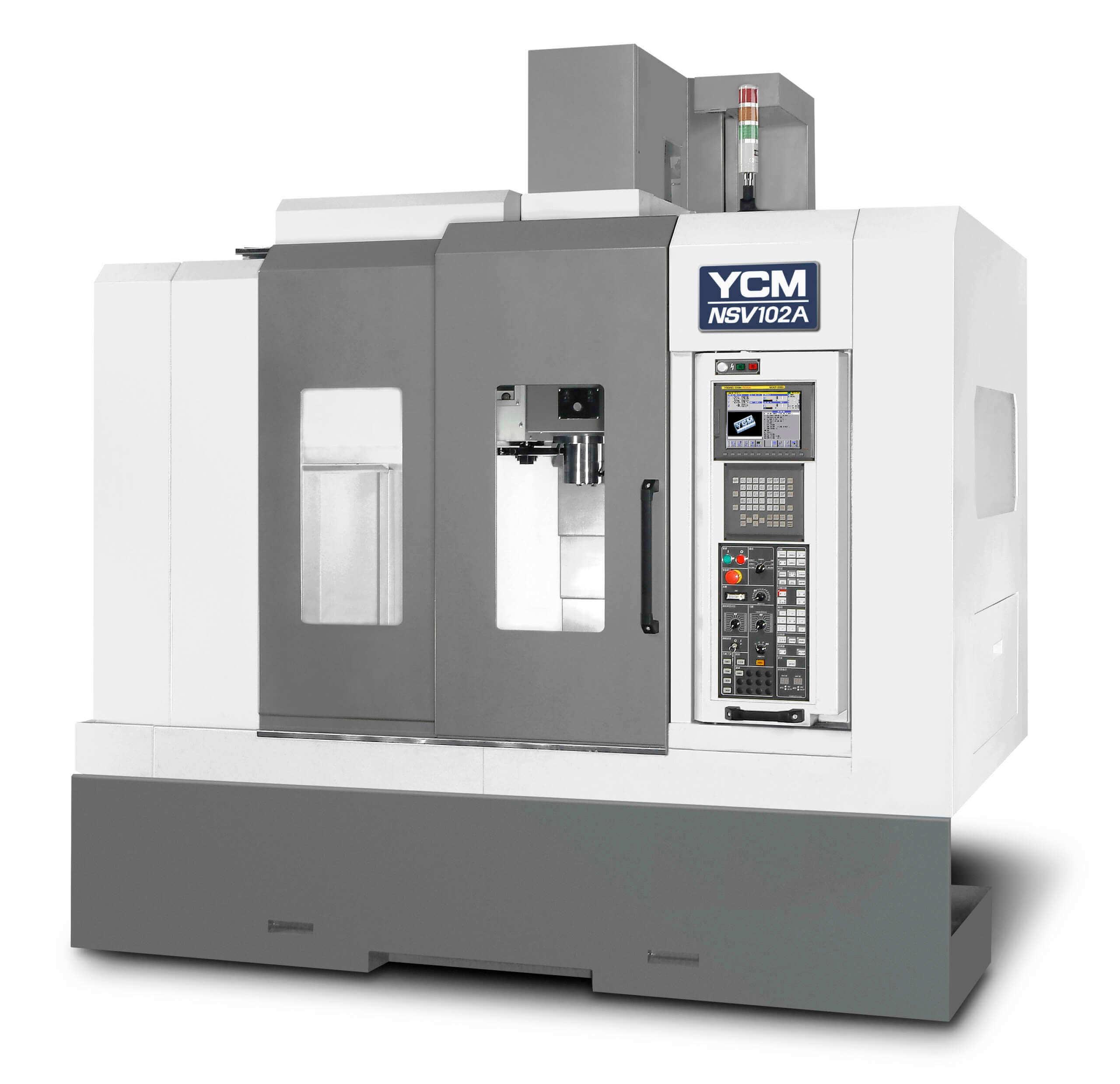 YCM NSV 102AH – 3 machines