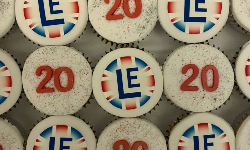 Celebrating 20 years in Precision Engineering within the UK