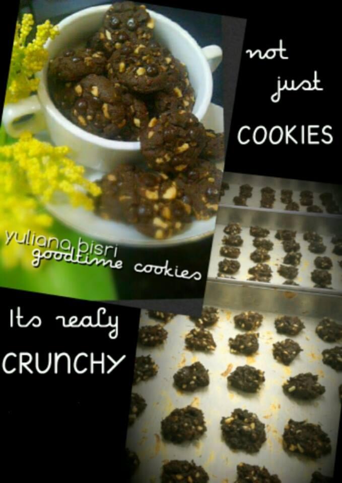 Resep Good Time : resep, Goodtime, Cookies, Yuliana, Bisri, Langsungenak.com