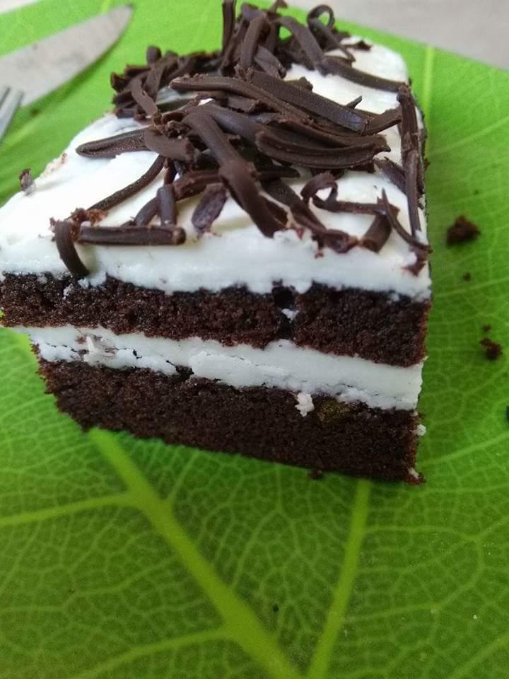 Cara Menghias Kue Brownies Kukus : menghias, brownies, kukus, Brownies, Kukus, Ketan, Hitam, Aliya, Syarbini, Langsungenak.com