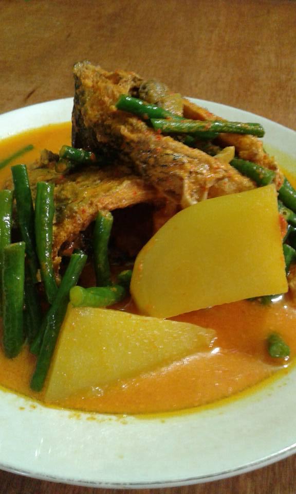 Resep Masakan Gulai Ikan Mas : resep, masakan, gulai, Gulai, Keira, Hutagaol, Langsungenak.com