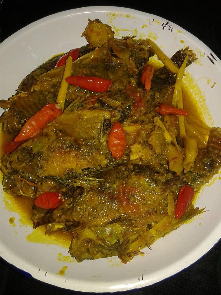 Masak Ikan Nila : masak, Pesmol, Haura, Kirana, Langsungenak.com