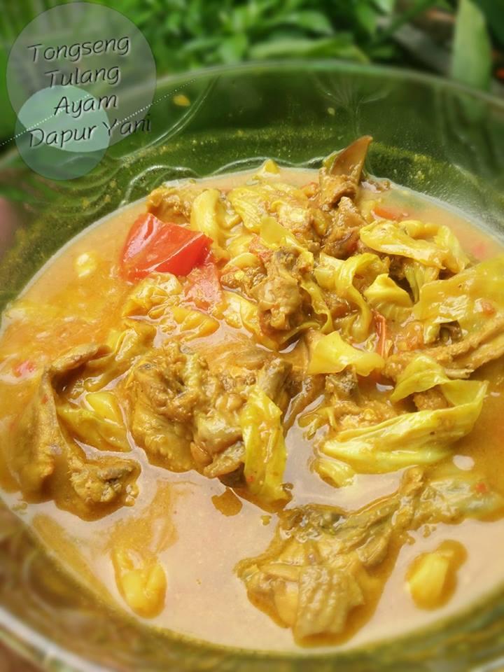 Masak Tongseng Ayam : masak, tongseng, Tongseng, Lidya, Langsungenak.com