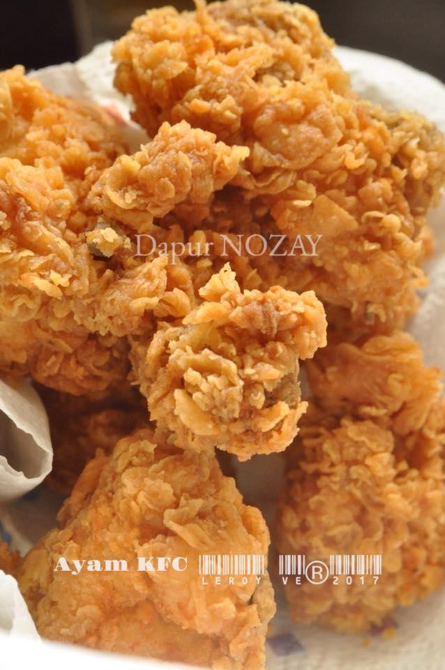 Tips Mudah Menggoreng Ayam Renyah ala Kentucky