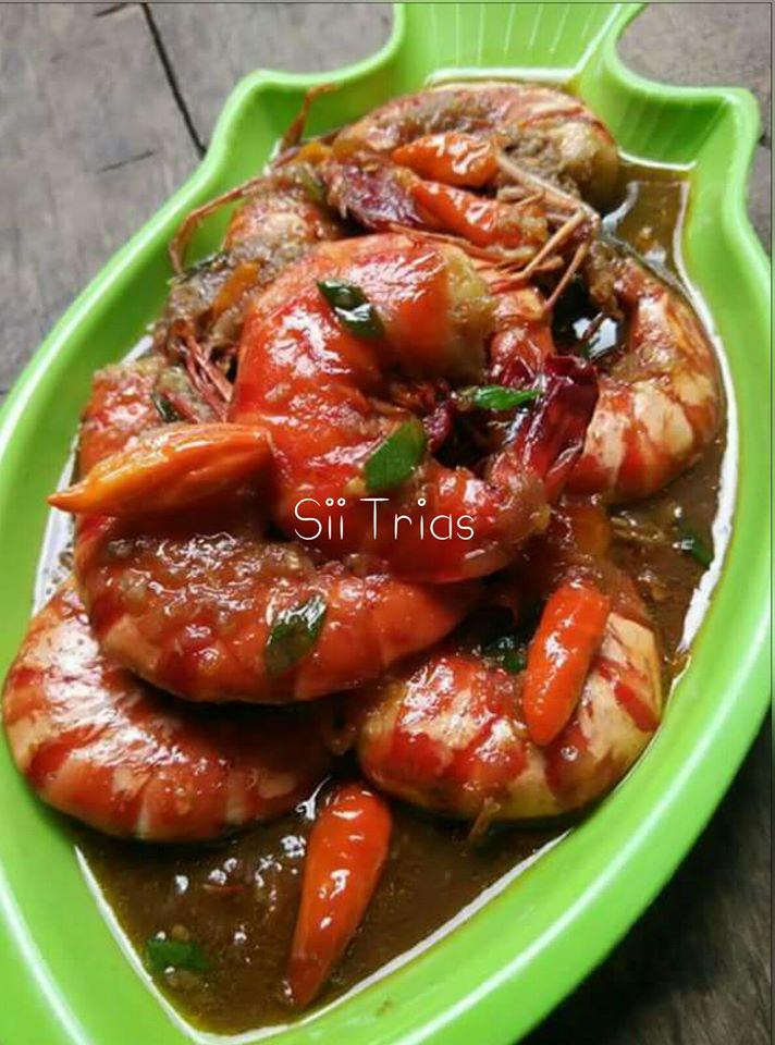 3 Resep Olahan Udang Enak a la Restoran Seafood