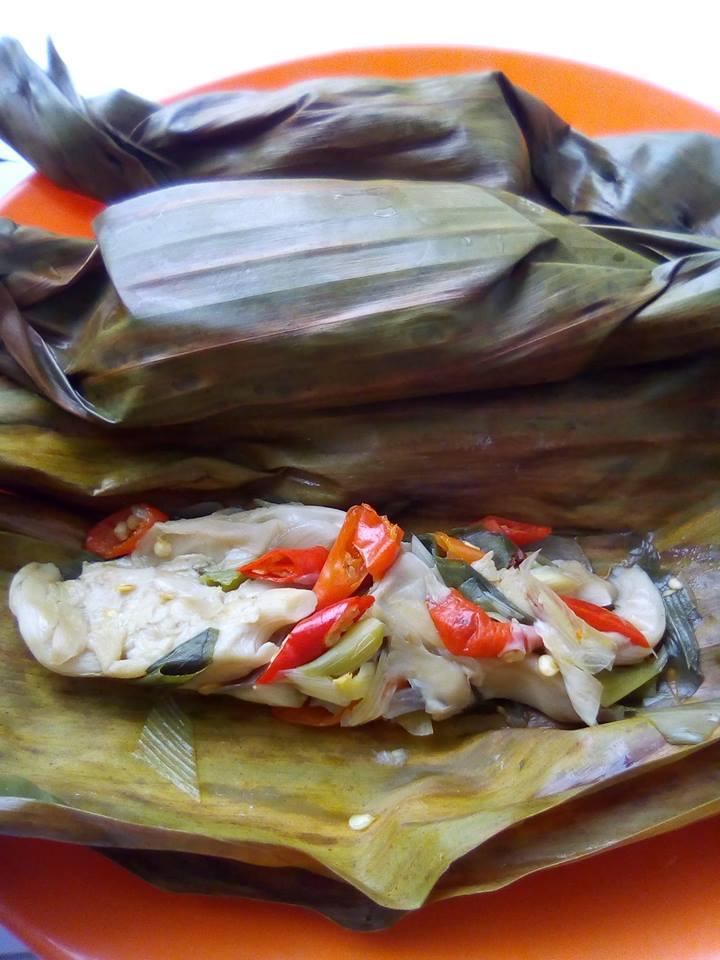 Resep Pepes Jamur Tiram yang Lezat, Cocok untuk Vegetarian