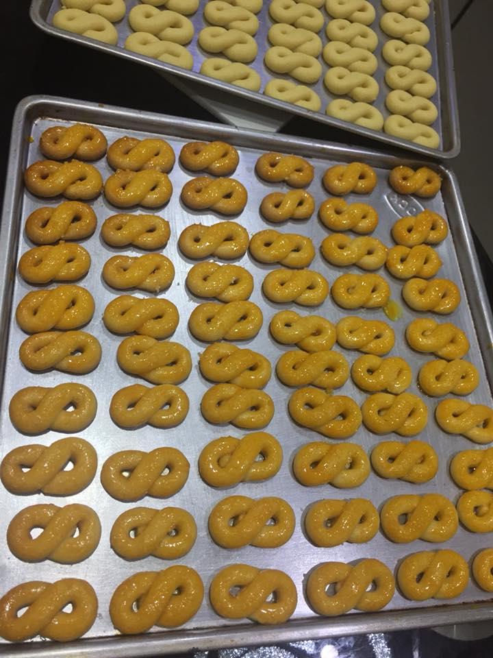 Resep Kue Kering Natal Khas Manado : resep, kering, natal, manado, Cookies, Angka, (cookies, Telor, Rebus), Anfit, Annisa, Fitri, Tangka, Langsungenak.com