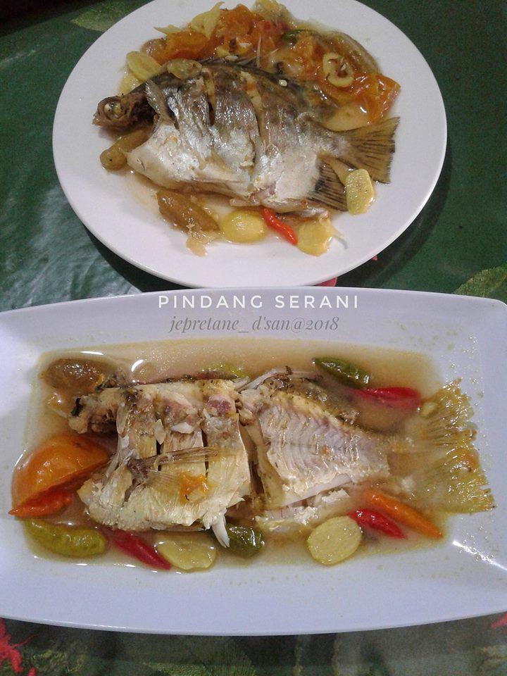 Masak Ikan Pindang : masak, pindang, Masak, Pindang, Serani, Chasana, Langsungenak.com