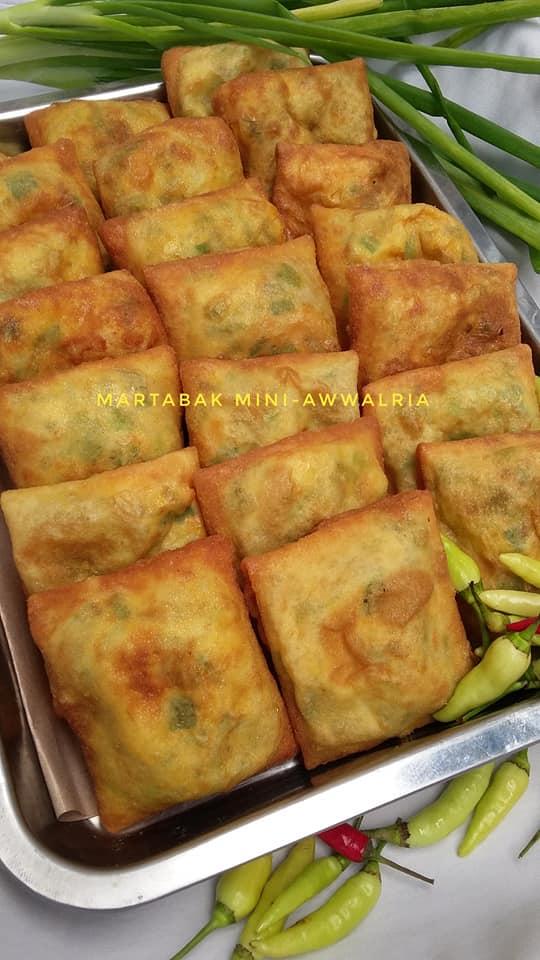 Resep Martabak Telur Mini : resep, martabak, telur, Martabak, Telur, Awwal, Resep, Jajanan, Panganan, Jualan, Murah