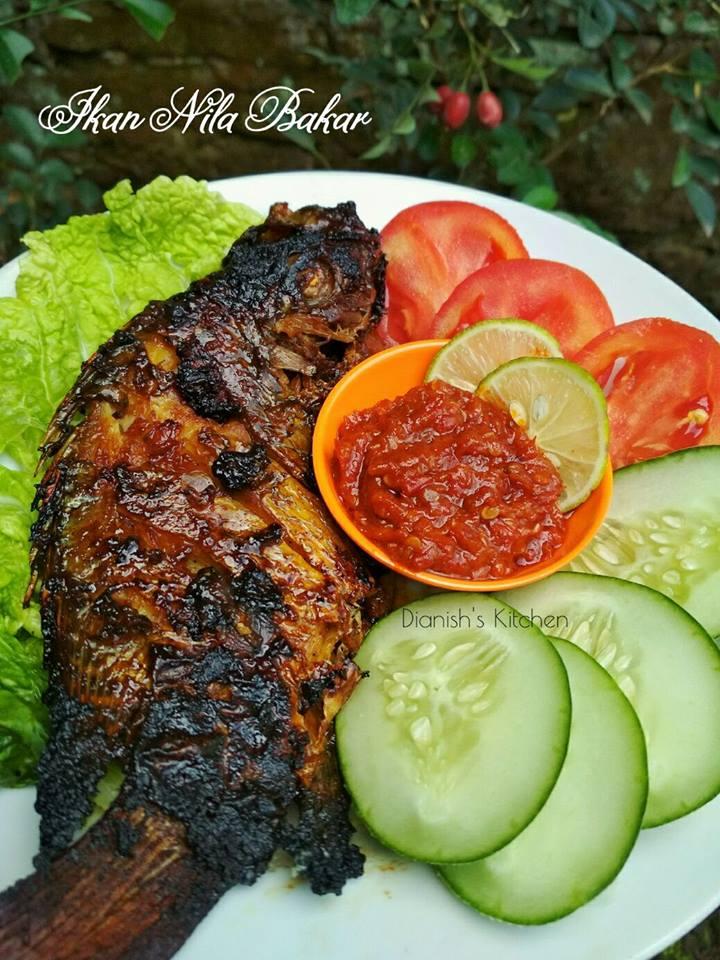Resep Ikan Nila : resep, Bakar, Eliyani, Langsungenak.com