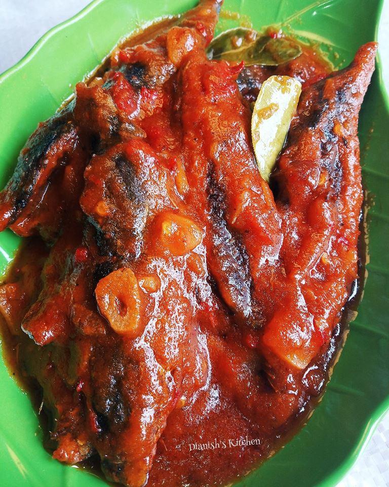 Resep Ikan Tongkol Rumahan : resep, tongkol, rumahan, Sarden, Tongkol, Eliyani, Langsungenak.com