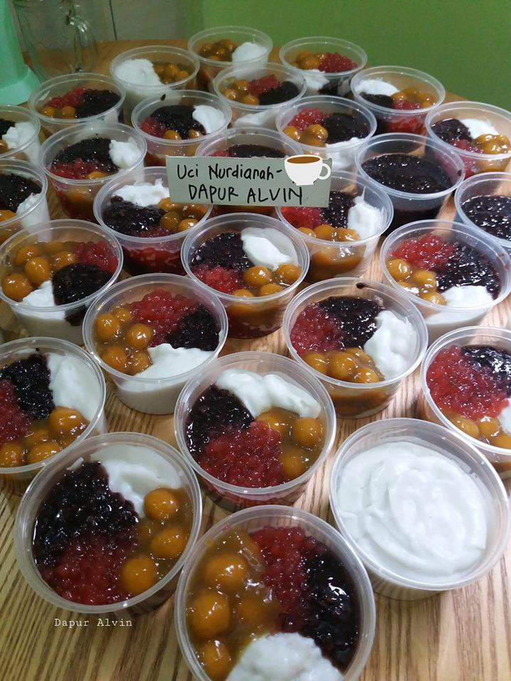 Cara Membuat Bubur Mutiara : membuat, bubur, mutiara, Bubur, Sumsum, Mutiara, Nurdianah, Langsungenak.com