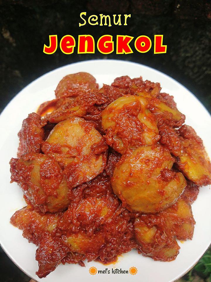 Cara Masak Semur Jengkol : masak, semur, jengkol, SEMUR, JENGKOL, Melany, Sam's, Langsungenak.com