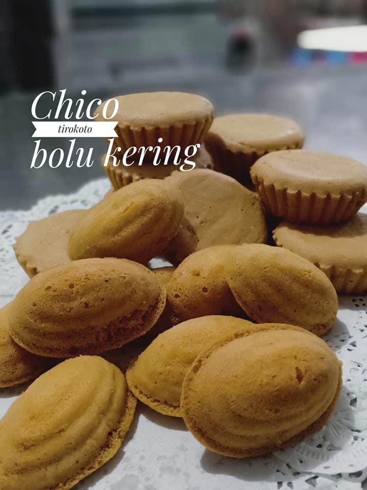 Resep Bolu Kering : resep, kering, KERING, Chico, Langsungenak.com