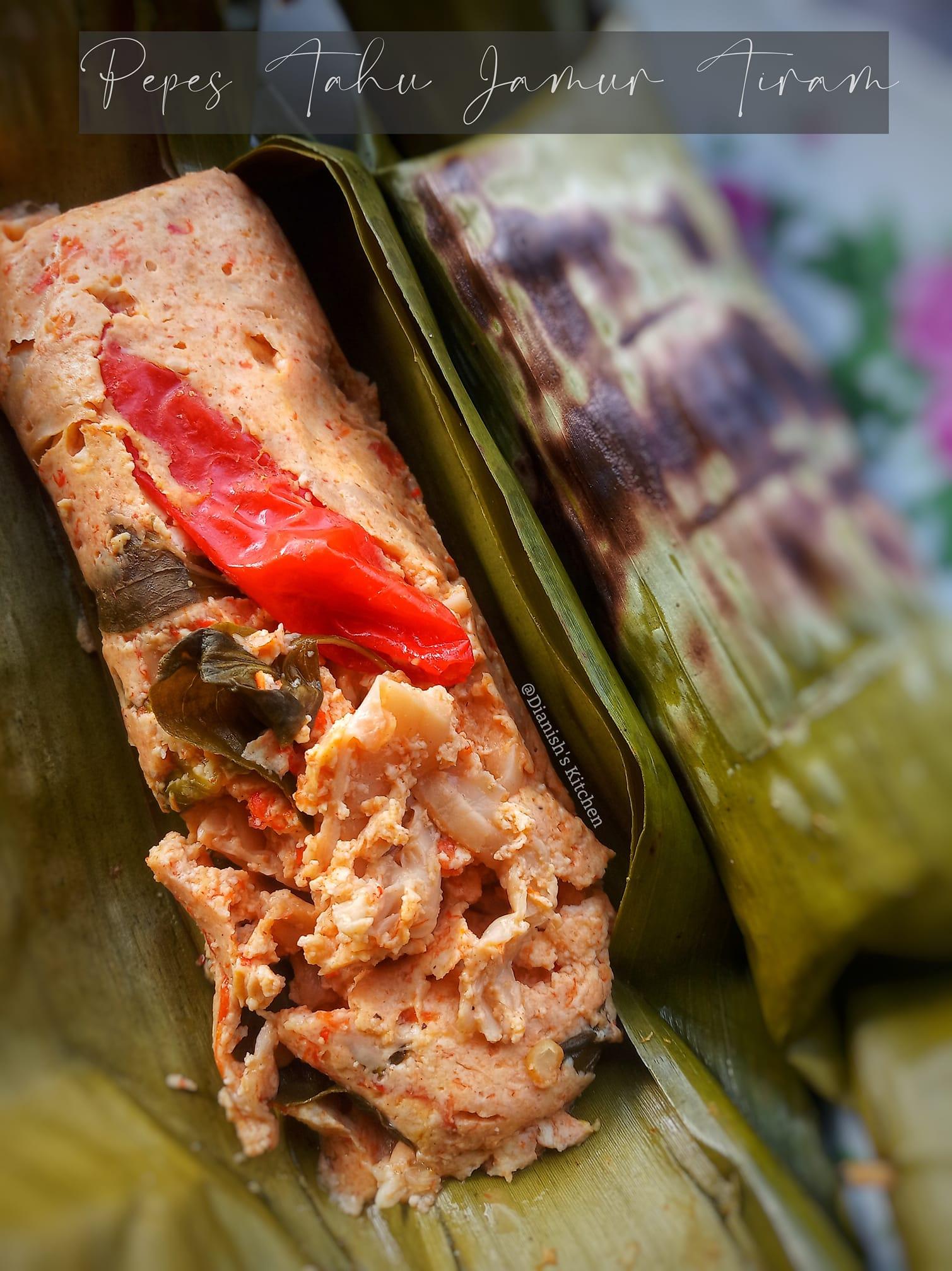 Resep Pepes Jamur Tiram : resep, pepes, jamur, tiram, Recipe, PEPES, JAMUR, TIRAM, Dianish's, Kitchen