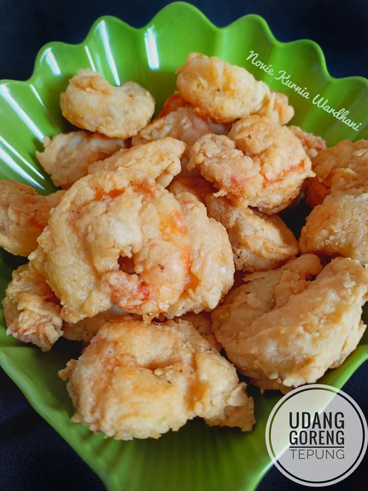 Resep Udang Tepung : resep, udang, tepung, Flour, Fried, Shrimp, Recipe,, VEGETABLE, VEGETABLES, BAKUN, BIHUN, TEMPE