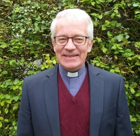 Image of Reverend Kevin Davies.Revd Kevin Davies, Langtree Team Ministry