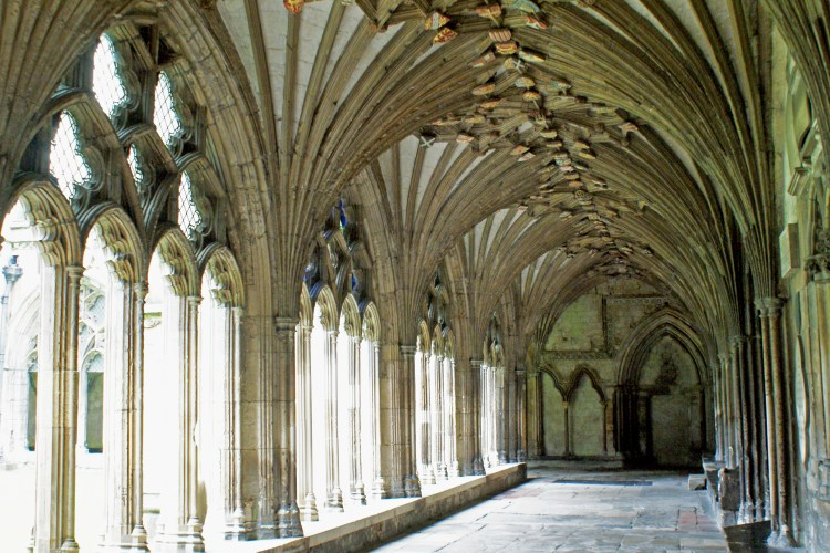 Gloucester Cathedral Cloister