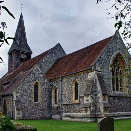 St Marys Church, Whitchurch on Thames