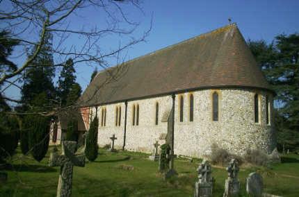 Whitchurch on Hill Church