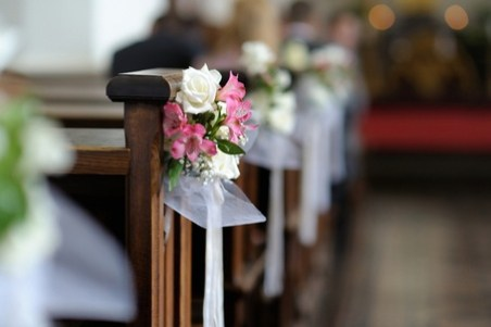Wedding aisle flowers, Weddings, Langtree Team Ministry