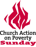 Church Action on Poverty Sunday