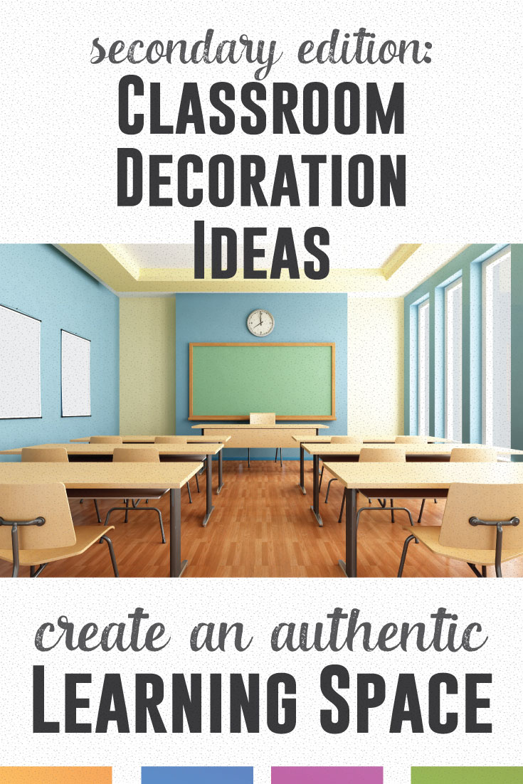 Classroom Decoration Ideas Dailymotion ~ Secondary classroom decorating ideas language arts