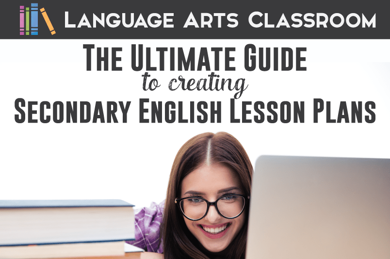 High School English Lesson Plans: A Creation Process