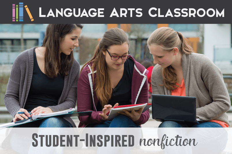 Student Inspired Nonfiction Resources