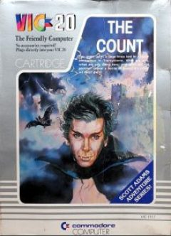 Verpackung VIC-20-Version von The Count.