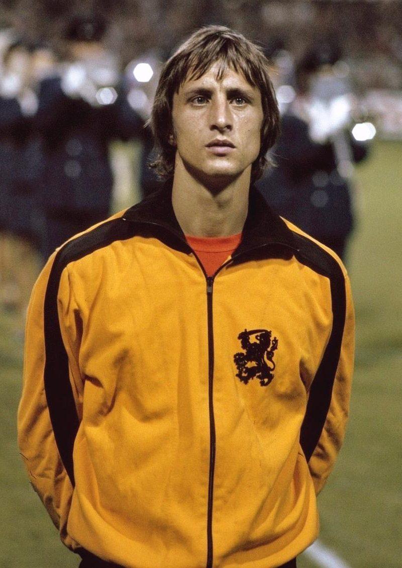 World Cup Stars: Johan Cruyff